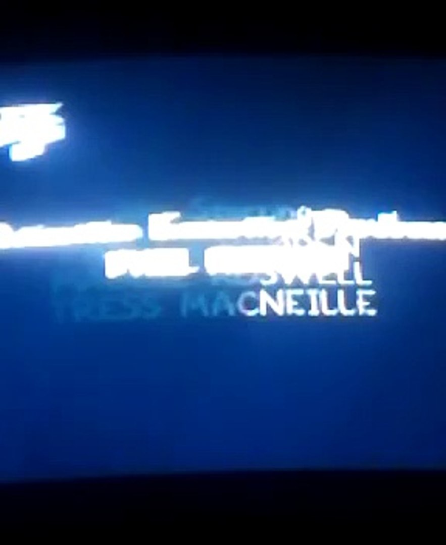 The Simpsons end credits