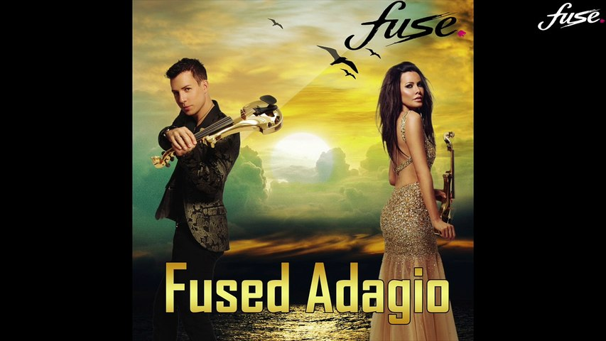 FUSE Violinists Linzi Stoppard & Ben Lee Rock Fused Adagio