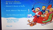 The Simpsons Christmas Dvd.The Simpsons Christmas 2 Dvd Unboxing Review Video Dailymotion