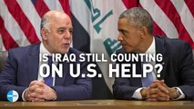 U.S. hits Iraq with an ultimatum, saying they won't help fight ISIS if Russia does