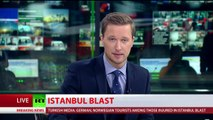 Istanbul blast: At least 10 killed, 15 wounded in Sultanahmet Square explosion