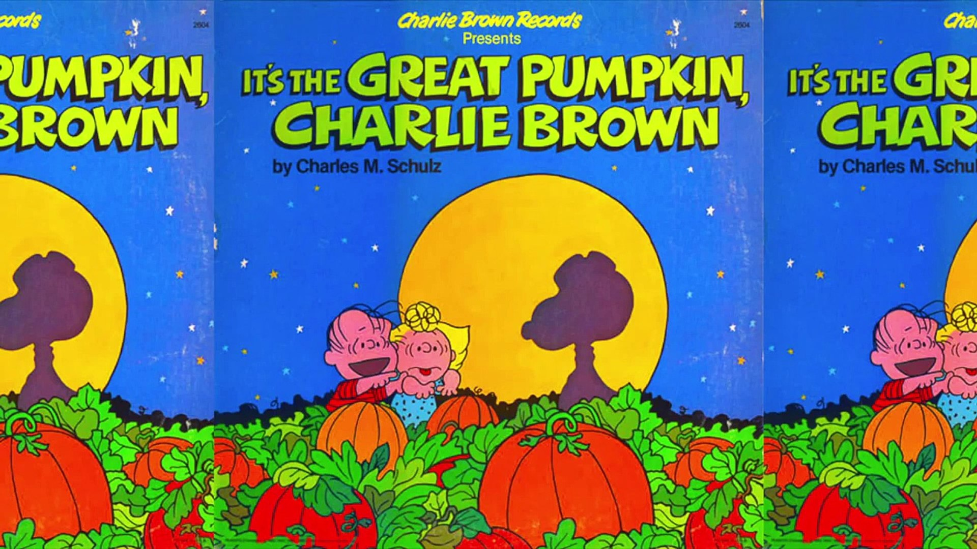10 Red Baron Its The Great Pumpkin Charlie Brown 1966