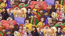 YO MAMA JOKES - Cartoon Characters (w/ Pokemon, Transformers, SpongeBob, Family Guy, DBZ)