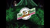 Yogi Bears Jellystone Light Show