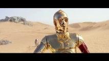 Trailer droides star wars 7