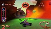 Looney Tunes Racing - LOLA BUNNY (Fantastic Game For Kids)