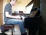 Danny Elfman - The Simpsons Theme on piano