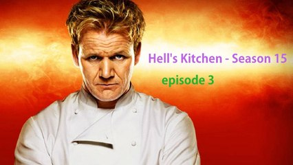 Terrific Hells Kitchen Season 15 Episode 3 16 Chefs Compete Download Free Architecture Designs Jebrpmadebymaigaardcom