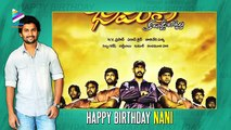 Wishing Nani a Very Happy Birthday | Best Wishes From Telugu Filmnagar (720p FULL HD)