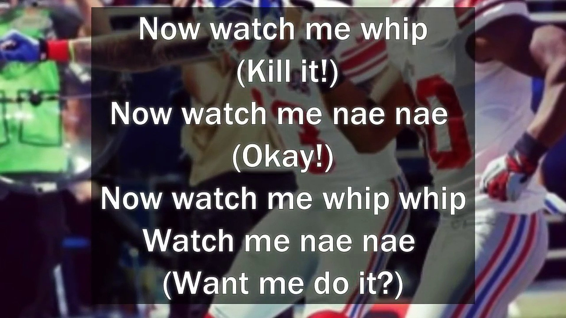 Silento Watch Me Lyrics