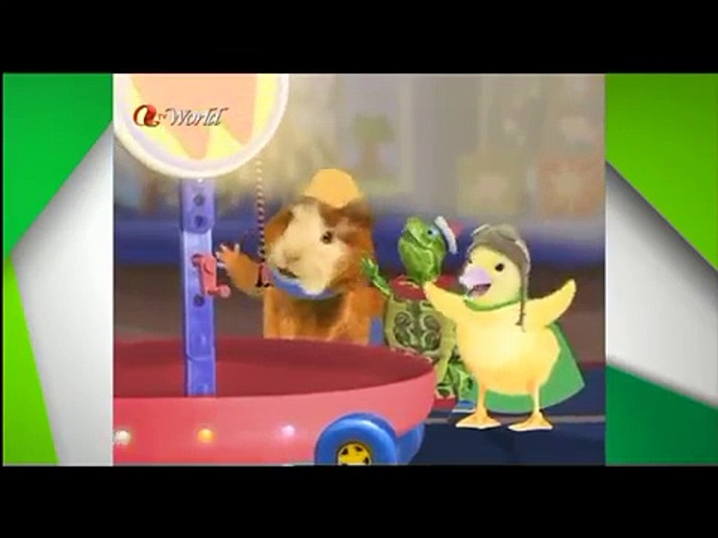 Wonder Pets Save The Bat Video Dailymotion