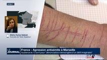 """Audience le 13 avril du professeur juif à Marseille pour """"dénonciation mensongère d'un délit imaginaire"""""""