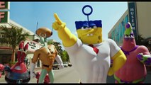 The SpongeBob Movie: Sponge Out of Water. Cannonball Offcial UK Clip (2015)