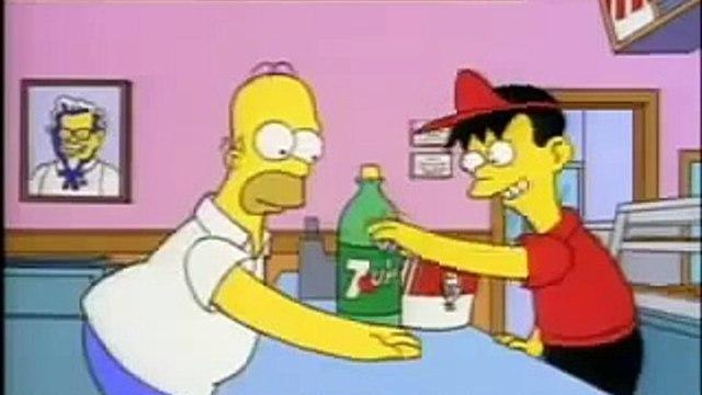 Simpsons: Homers KFC Ad