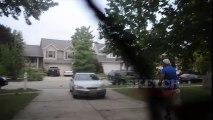 Smoke Bombs vs Delivery Guys PRANK!!!