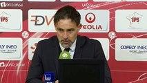 Réactions des entraîneurs après Dijon - Tours FC
