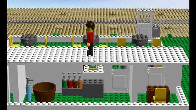 Lego SpongeBob SquarePants the Series Episode 9: Saint Patricks Day Special