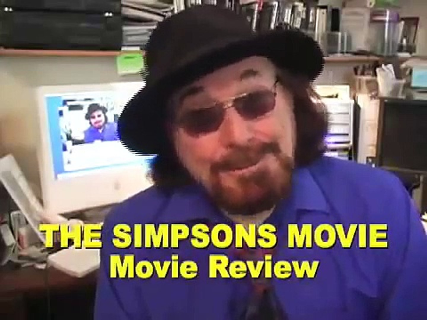 The Simpsons Movie - Overview