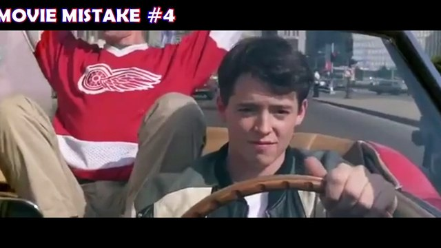 Ferris Buellers Day Off Movie Mistakes, Goofs, Facts, Scenes, Bloopers, Spoilers and Fails