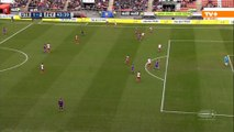 1-2 Dirk Kuyt Goal Holland  Eredivisie - 28.02.2016, FC Utrecht 1-2 Feyenoord