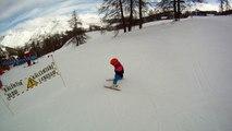 Jour 2 Serre Che ski Pierre