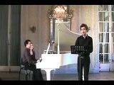 Renan Luce raconte lhistoire de Babar (piano : Damien Luce)