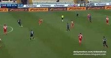 0-1 Jasmin Kurtić Goal HD - Carpi 0-1 Atalanta 28.02.2016 HD