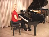CHRISTMAS SONGS (ft on SNL, by Michael Buble, Celine Dion ) live piano concerto by Marina 2015