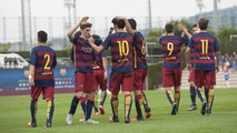 [HIGHLIGHTS] FUTBOL (Juvenil A): Girona - FC Barcelona A (0-3)
