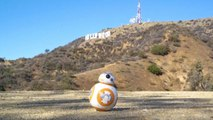 BB-8 From Star Wars Travels to Los Angeles for the Oscars