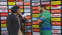 Shahid Afridi Exclusive Talk With Ramiz Raja After Defeat