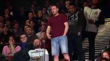 Creepy MMA Fan Asks Luke Rockhold Crazy Question About Taylor Swift