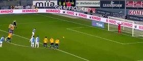 Hellas Verona vs Chievo Verona 2-1 Sergio Pellissier Goal (20/02/2016) (FULL HD)