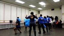 Old School Groove Line Dance