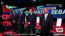 Primaires américaines : insultes et coups bas fusent entre les candidats républicains