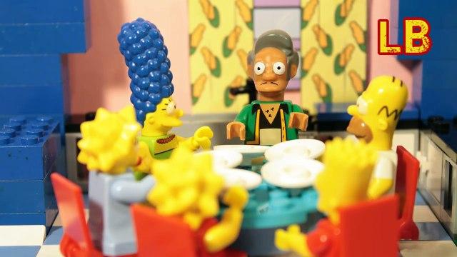 LEGO SIMPSONS: WHO NEEDS THE KWIK E MART
