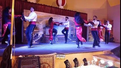 Turkish Dance Performance in Dubai