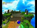 Sonic Adventure DX: Directors Cut GameCube Gameplay