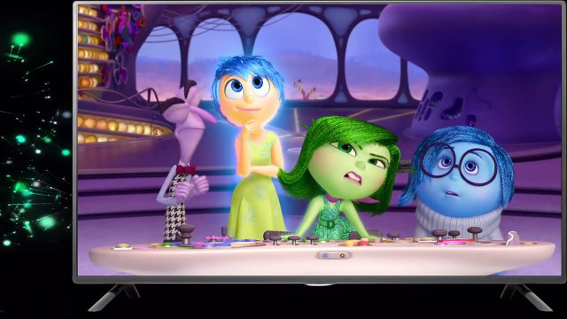 ✓✓✓Disgust & Anger✪Disneys INSIDE OUT Movie Clip 2015✪Disgust (2015) Pixar Animated Movie HD✓✓✓