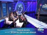 Seda Big Brother Türkiye evine geri döndü