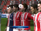 Champions Cup Quarter Final leg 2 Stoke City vs Manchester City 5 - 1 (Latest Sport)