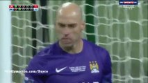 All Penalties HD - Liverpool 1-3 Manchester City - 28-02-2016 (english) Capital One Cup