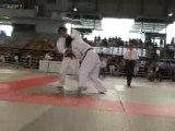 Championnat Judo France 2D -78kg Place 3 Colombo-Philippe