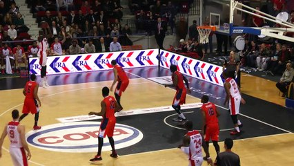 SLUC Nancy Basket - STB Le Havre (27/02/2016)