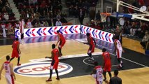 SLUC Nancy Basket - STB Le Havre (27/02/2016)