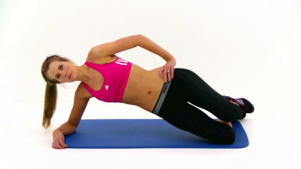 Girls: Let's  Workout  some abs, home  Workout