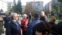 Salvini in visita alla scuola di Rozzano: rissa tra i genitori