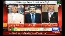 Haroon Rasheed: Army helped Nawaz Sharif to come into power, Nawaz Sharif dishonor Pakistan in India