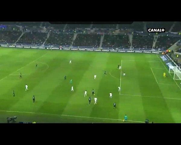 Goal Lucas Moura - Lyon 2-1 Paris Saint Germain (28.02.2016) France - Ligue 1   Godialy.com