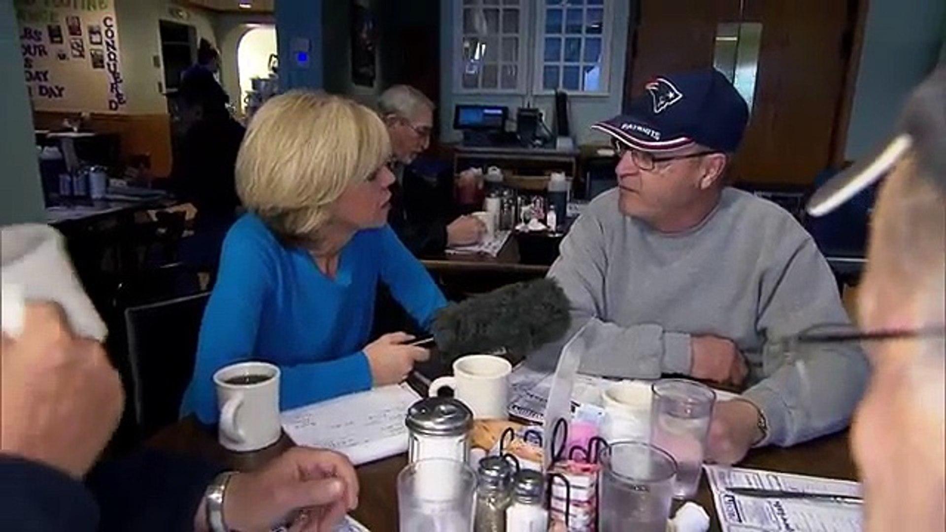 Diner politics in New Hampshire (News World)
